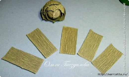 Каменные розы или суккуленты из гофрированной бумаги (9) (520x309, 87Kb)