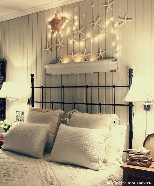 starfish-lights-wall-decor-above-headboard1 (531x640, 176Kb)
