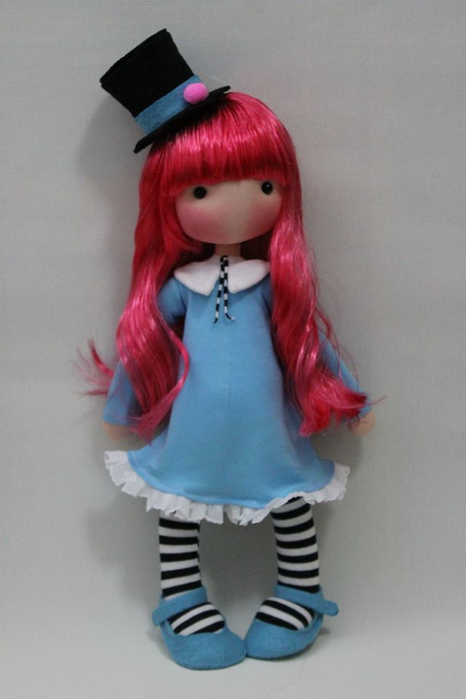 Как сделать милую куклу