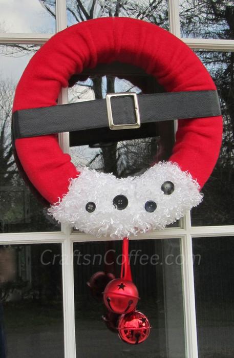 diy-a-santa-wreath (457x700, 297Kb)