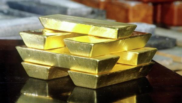 Украина - часть золота заменили на свинец (600x340, 47Kb)