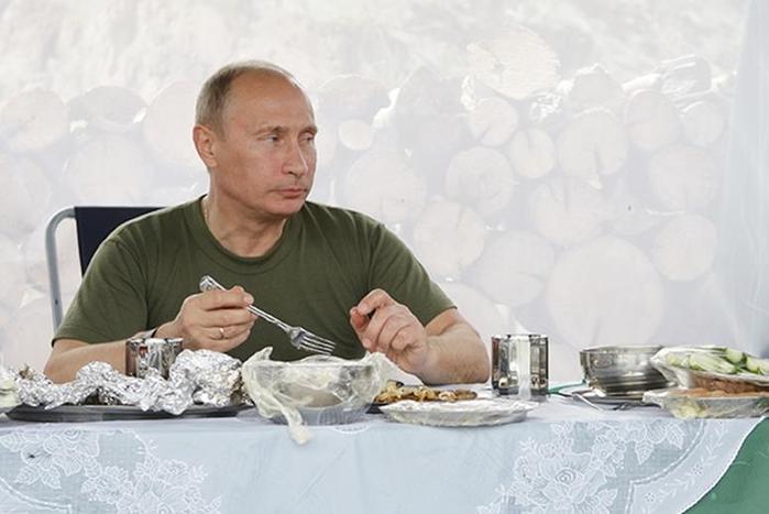 Какие необычные блюда любят известные политики и бизнесмены