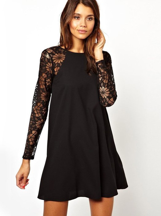 Lace Dresses  Long amp Sleeved Lace Dresses  ASOS