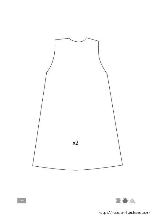 Рождественский ангел - текстильная подвеска для елочки (2) (495x700, 24Kb)