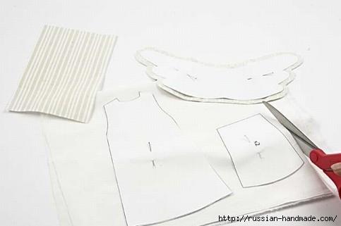 Рождественский ангел - текстильная подвеска для елочки (4) (483x321, 55Kb)