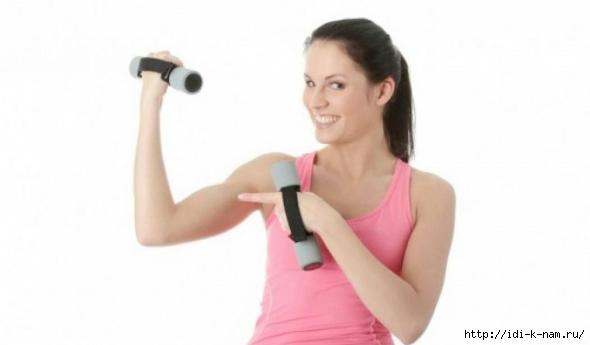 упражнения для похудения рук, что делать с толстыми руками, как избавиться от жира на руках,