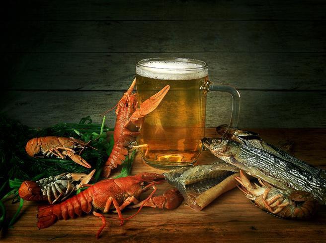 рыбалка под пиво
