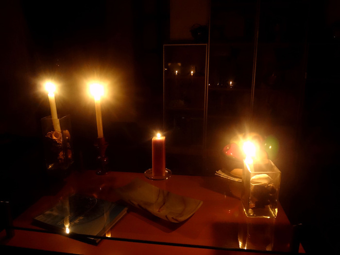 нет электричества