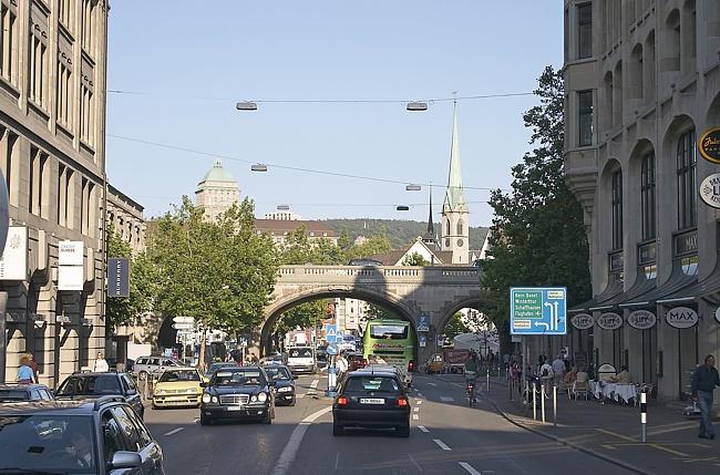 аренда авто в Цюрихе