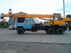 Аренда Автокран КС-3575А/2303947_KC3575 (250x185, 20Kb)