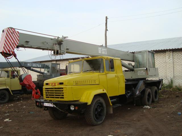 Аренда Автокран КС-3575А-1/2303947_KC3575A1 (640x480, 42Kb)