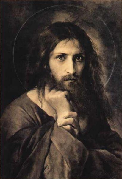 Келейный образ Спасителя (410x600, 31Kb)