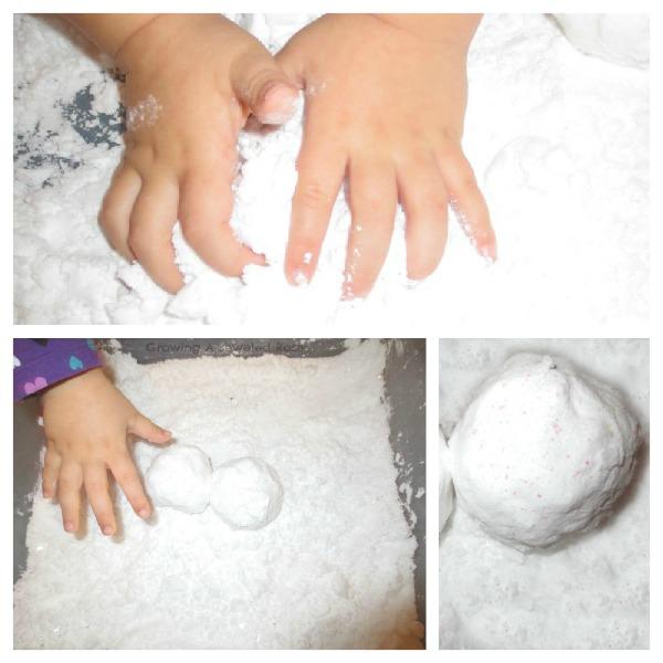 Из чего можно сделать снежный комок своими руками