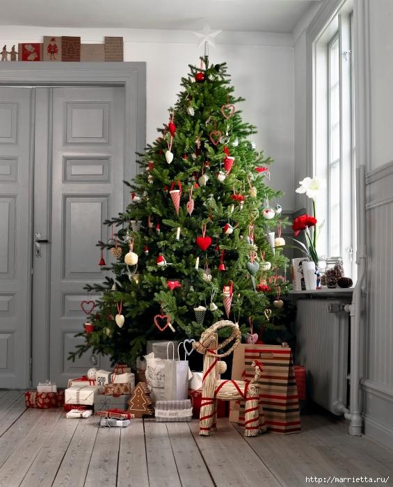 Новогодние елки (32) (565x700, 322Kb)