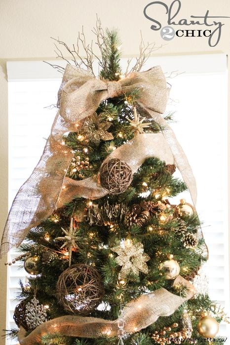 Новогодние елки (40) (466x700, 328Kb)