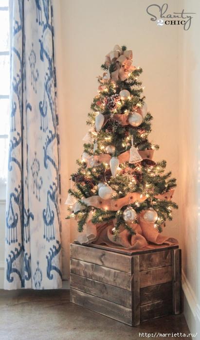 Новогодние елки (48) (411x700, 236Kb)