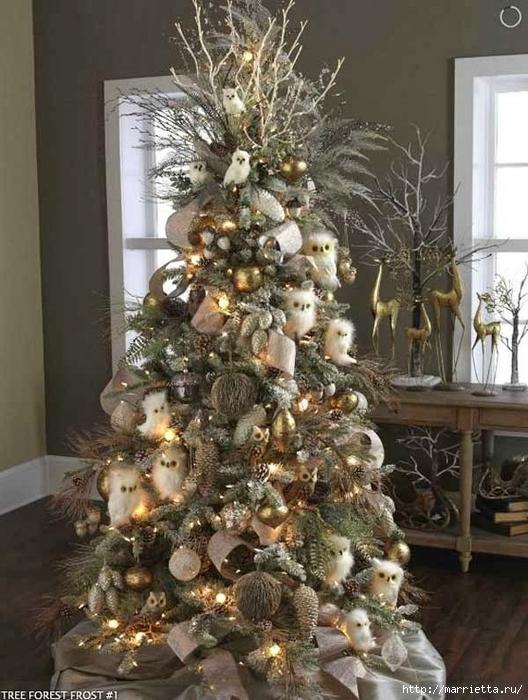 Новогодние елки (52) (528x700, 283Kb)