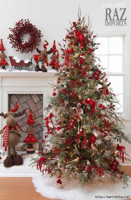 Новогодние елки (54) (459x700, 279Kb)