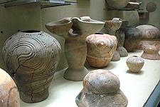 Muz_Arheologii_tripolskaya kollekziaКоллекция предметов трипольской культуры. (225x150, 86Kb)