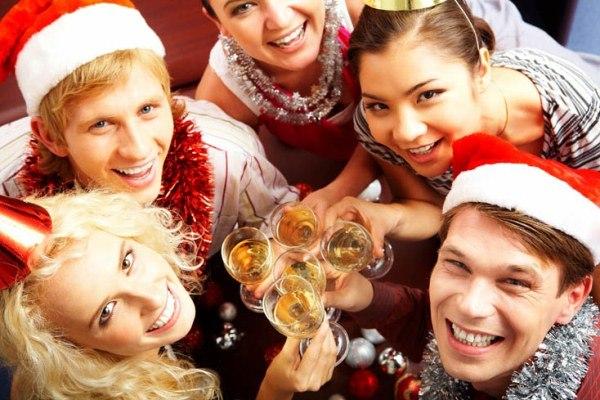 Как встретить веселый новый год