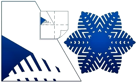 схема сложных снежинок5