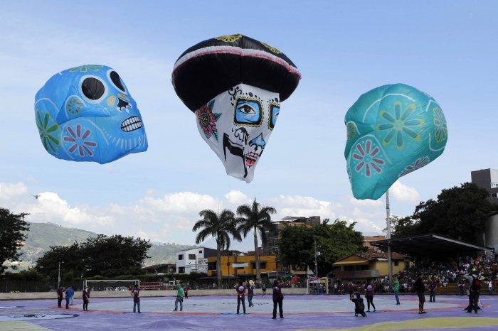 фестиваль воздушных шаров в мексике 1 (700x466, 244Kb)