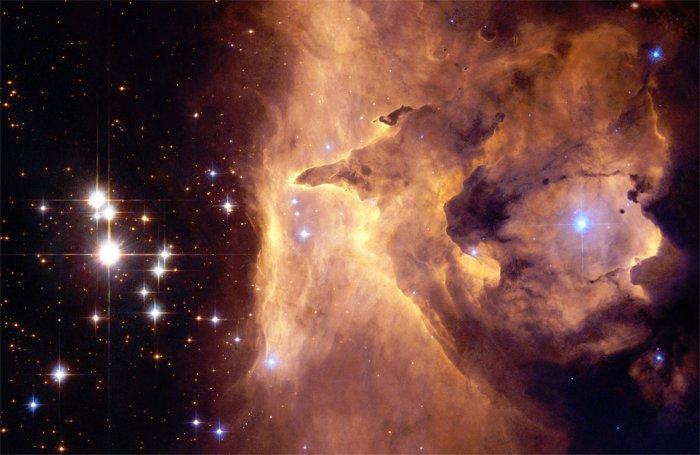 фотографии с телескопа хаббл 8 (700x455, 255Kb)