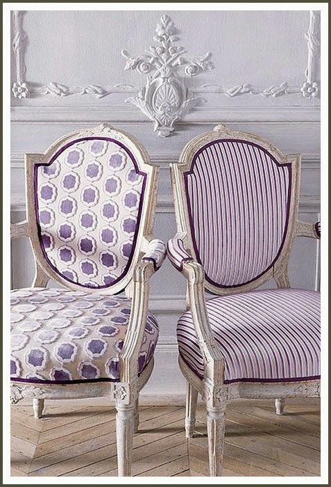 Purple French Chairs (477x700, 388Kb)