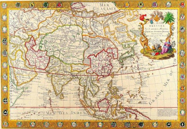 древние карты Категория: