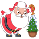 4425087_santachristmastreeicon_1_ (128x128, 22Kb)
