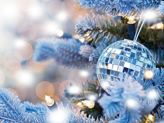 Новый год и елочные украшения