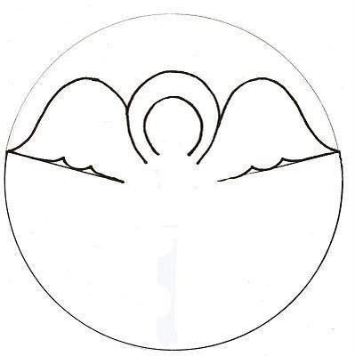 Ангелочки объёмные из бумаги своими руками шаблоны