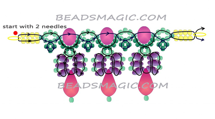 free-beading-tutorial-necklace-22-1024x568 (700x388, 169Kb)