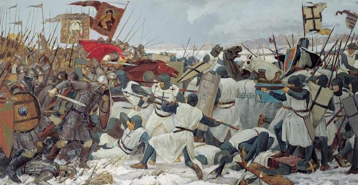 Ледовое побоище оставило много загадок для историков