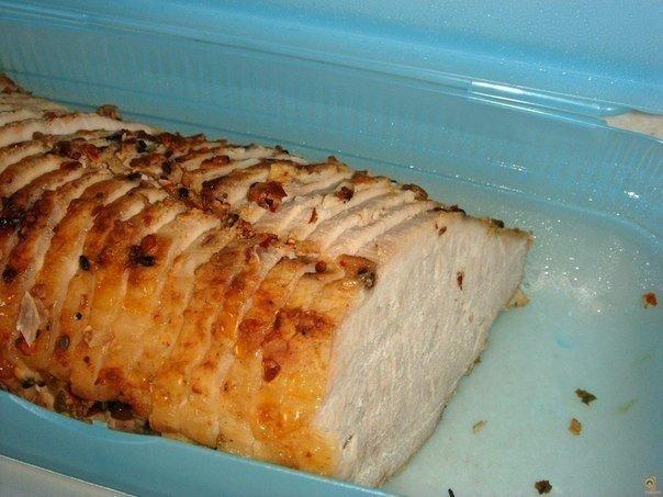 Запеченное мясо (604x453, 55Kb)