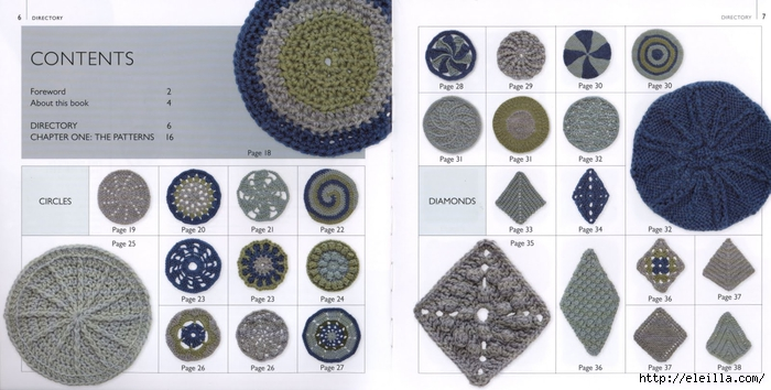 150 Knit & Crochet Motifs_H.Lodinsky_Pagina 06-07 (700x354, 199Kb)