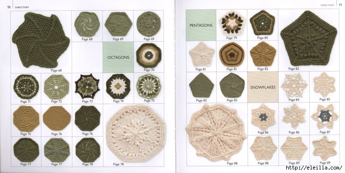 150 Knit & Crochet Motifs_H.Lodinsky_Pagina 10-11 (700x351, 200Kb)