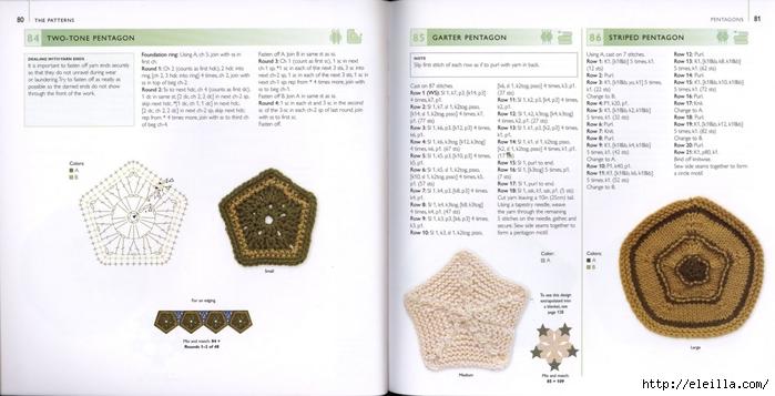 150 Knit & Crochet Motifs_H.Lodinsky_Pagina 80-81 (700x357, 164Kb)