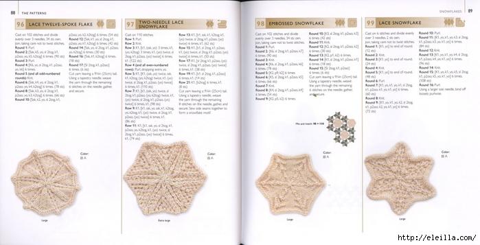 150 Knit & Crochet Motifs_H.Lodinsky_Pagina 88-89 (700x357, 163Kb)
