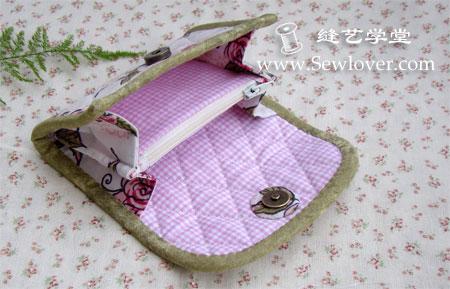 Как сшить кошелёк из ткани своими руками выкройки