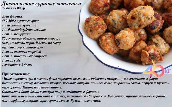 Рецепты вторых блюд в домашних условиях