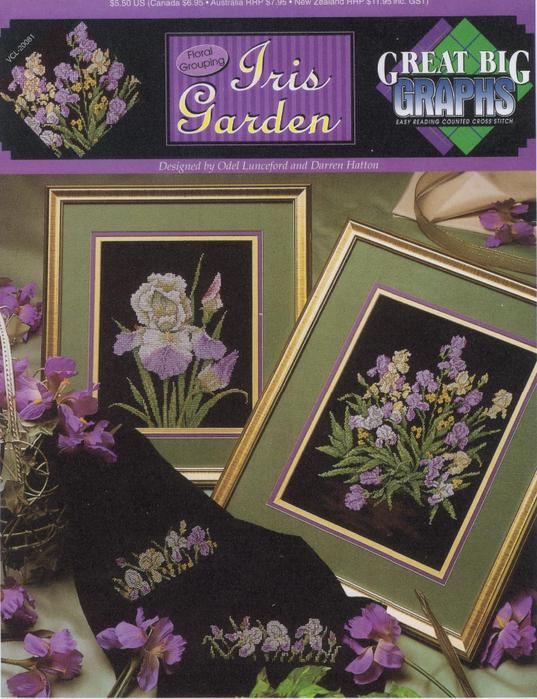 Iris Garden Bild (537x700, 477Kb)