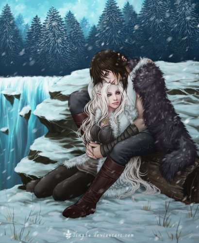1265343454_1260803384____cold_warm_embrace____by_limpha (410x500, 176Kb)