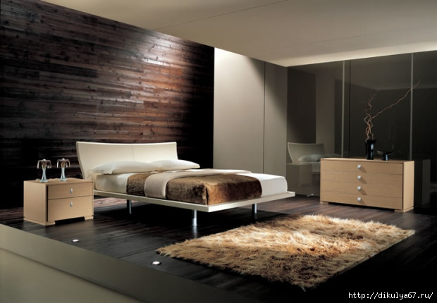 Funky bedroom decor