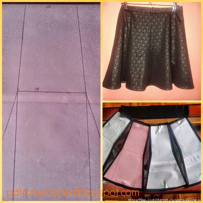 кружевные юбки в пол фото
