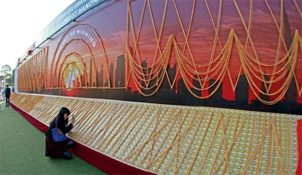 самая длинная золотая цепь в мире дубай 1 (604x349, 236Kb)