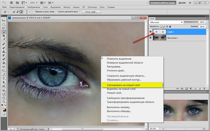 Как сделать ярче глаза в фотошоп — Zoolubimets.ru: http://zoolubimets.ru/archives/2641