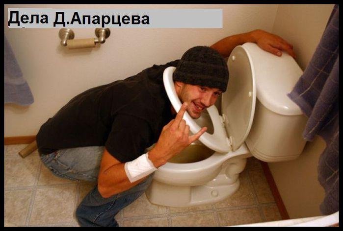 фото рабочий туалет