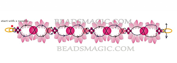 free-beading-pattern-necklace-2-1024x366 (700x250, 106Kb)