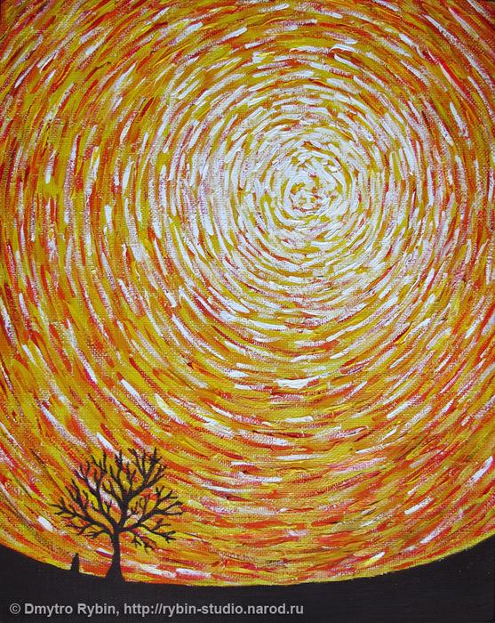 медитативная живопись: